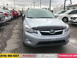 Used 2013 Subaru XV Crosstrek Touring | ONE OWNER | HEATED SEATS | AWD for sale in London, ON