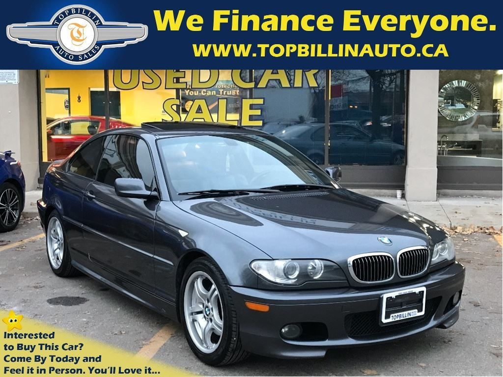 2006 BMW 325 Ci Coupe with M Sport Package