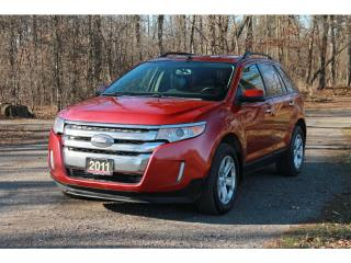 Used 2011 Ford Edge SEL NAVI | AWD | V6 | CERTIFIED for sale in Waterloo, ON