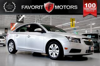 Used 2014 Chevrolet Cruze 1LT | HANDS-FREE CALLING | CRUISE CONTROL for sale in North York, ON