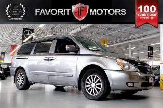 Used 2011 Kia Sedona EX | 7-PASSENGER | BACK CAM | HEATED SEATS for sale in North York, ON
