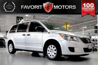 Used 2012 Volkswagen Routan Trendline | 7-PASSENGER | CRUISE CONTROL for sale in North York, ON