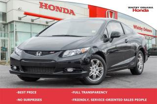 Used 2013 Honda Civic Si | Manual for sale in Whitby, ON