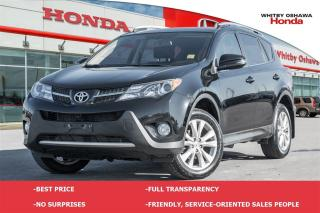 Used 2015 Toyota RAV4 Limited | Automatic for sale in Whitby, ON