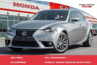 Used 2014 Lexus IS 250 Base | Automatic for sale in Whitby, ON