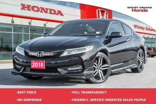 Used 2016 Honda Accord Touring V6 | Automatic for sale in Whitby, ON