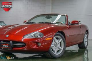 Used 1999 Jaguar XK8 Convertible for sale in Oakville, ON