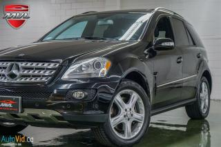 Used 2008 Mercedes-Benz ML-Class ML550 4MATIC -SALE PENDING- for sale in Oakville, ON