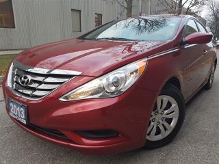 Used 2013 Hyundai Sonata GL-EXCELLENT SERVICE RECORDS for sale in Mississauga, ON