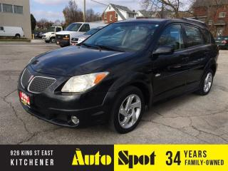 Used 2006 Pontiac Vibe Base for sale in Kitchener, ON