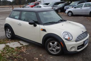 Used 2011 MINI Cooper Base for sale in Hornby, ON