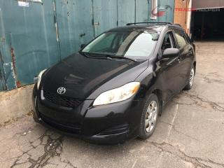 Used 2009 Toyota Matrix AWD for sale in Hornby, ON