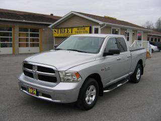 Used 2014 Dodge Ram 1500 SLT QUAD CAB 4X4 HEMI for sale in Smiths Falls, ON
