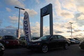 Used 2014 Volkswagen Passat 1.8 TSI Comfortline for sale in Whitby, ON
