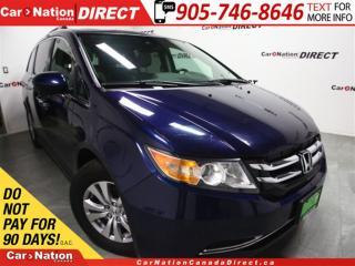Used 2014 Honda Odyssey EX-L| LEATHER| DVD| SUNROOF| 8-PASSENGER| for sale in Burlington, ON