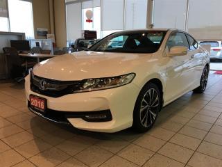 Used 2016 Honda Accord EX for sale in Brampton, ON