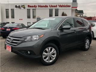 Used 2014 Honda CR-V EX AWD - Sunroof - Alloys - R.cam for sale in Mississauga, ON