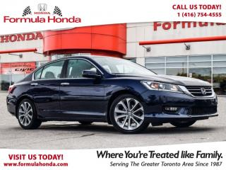 Used 2014 Honda Accord Sedan SPORT | HEATED SEATS | ONLY 38, 022 KM!! for sale in Scarborough, ON