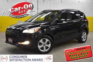 Used 2016 Ford Escape SE AWD LOADED HEATED SEATS for sale in Ottawa, ON