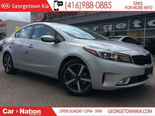 Used 2017 Kia Forte SX | $150 BI-WEEKLY | ONLY 2 LEFT | TOP LINE | for sale in Georgetown, ON
