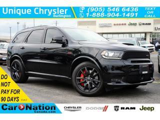 Used 2018 Dodge Durango SRT 392| LAGUNA LEATHER| BREMBO| TECHNOLOGY GRP for sale in Burlington, ON