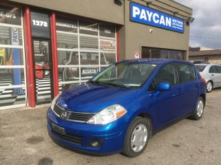 Used 2009 Nissan Versa 1.8 S for sale in Kitchener, ON