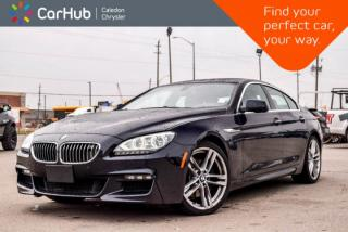 Used 2014 BMW 6 Series 640i xDrive M Sport Navi Sunroof Bluetooth Heated Front Seats Leather 19