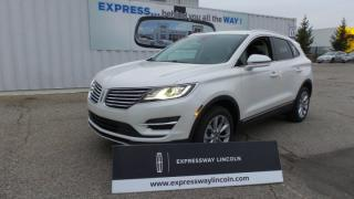 New 2018 Lincoln MKC Select for sale in Stratford, ON