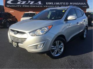 Used 2011 Hyundai Tucson GLS for sale in St Catharines, ON
