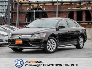 Used 2015 Volkswagen Passat Trendline for sale in Toronto, ON