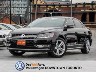 Used 2015 Volkswagen Passat HIGHLINE TSI for sale in Toronto, ON