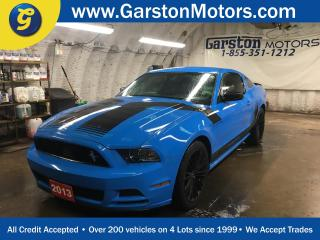 Used 2013 Ford Mustang KEYLESS ENTRY*ALLOYS*CRUISE CONTROL*POWER WINDOWS/LOCKS/MIRRORS*CLIMATE CONTROL*AM/FM/CD/AUX*FOG LIGHTS* for sale in Cambridge, ON