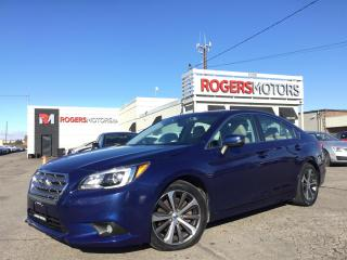 Used 2015 Subaru Legacy 3.6R LTD - NAVI - LEATHER - REVERSE CAM for sale in Oakville, ON