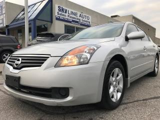 Used 2009 Nissan Altima HEATED SEATS|ALLOYS WHEELS|BOSE AUDIO SYSTEM|CERTIFIED for sale in Concord, ON