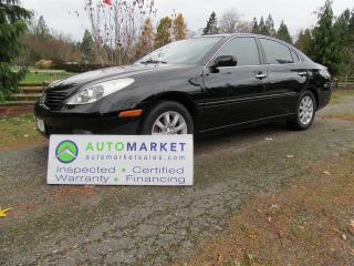 Used 2003 Lexus ES 300 Premium, Gorgeous, Inspected, Free Warranty for sale in Surrey, BC
