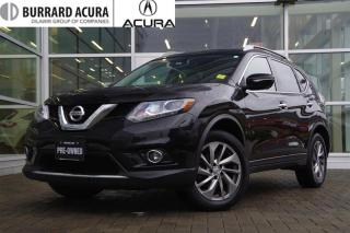 Used 2014 Nissan Rogue SL AWD CVT AWD Navi/Bluetooth! for sale in Vancouver, BC
