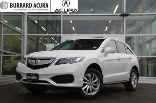 Used 2016 Acura RDX Tech at Navi/Remote Starter/Bluetooth for sale in Vancouver, BC