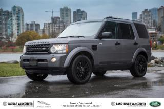 Used 2013 Land Rover LR4 V8 for sale in Vancouver, BC