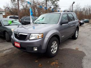 Used 2008 Mazda Tribute CERTIFIED for sale in Oshawa, ON