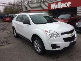 Used 2013 Chevrolet Equinox LS 2WD Low KMS for sale in Ottawa, ON