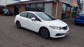 Used 2014 Honda Civic EX/AUTO/SUNROOF/BACKUP CAMERA/IMMACULATE$12900 for sale in Brampton, ON