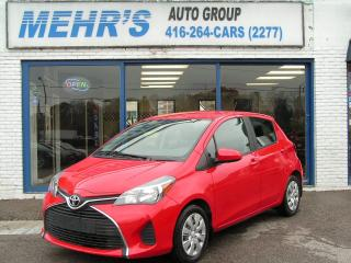 Used 2015 Toyota Yaris LE LOADED AUTO BLUETOOTH for sale in Scarborough, ON