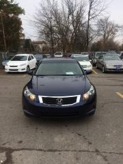 Used 2008 Honda Accord EX-L for sale in Brampton, ON
