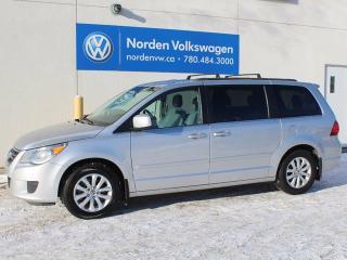 Used 2012 Volkswagen Routan Comfortline for sale in Edmonton, AB