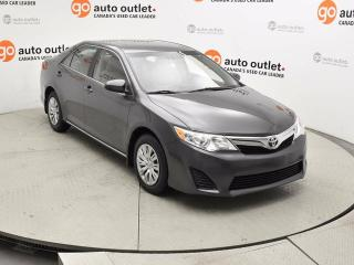Used 2014 Toyota Camry LE 4DR SEDAN for sale in Edmonton, AB