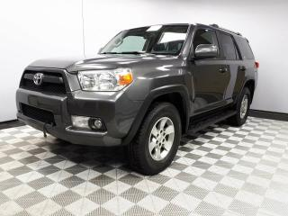 Used 2011 Toyota 4Runner SR5 V6 for sale in Edmonton, AB