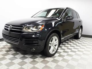 Used 2012 Volkswagen Touareg for sale in Edmonton, AB