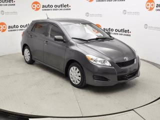 Used 2013 Toyota Matrix BASE for sale in Red Deer, AB