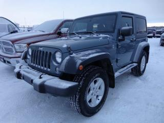 Used 2014 Jeep Wrangler SPORT for sale in Yellowknife, NT