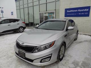 Used 2014 Kia Optima LX for sale in Edmonton, AB